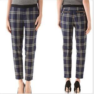 NWT Juicy Couture Regal Eton Plaid Pants